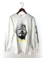 Supreme Ichi The Killer L/S Tee 20SS/長袖Tシャツ/S/コットン/WHT