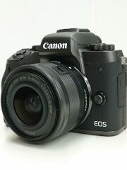 デジタル一眼カメラ EOS M5 クリエイティブマクロ ダブルレンズキット