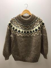 nancy thomas/セーター(厚手)/ノルディックセーター