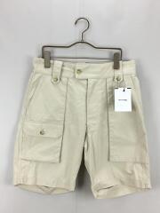 Bush Shorts/ジャーナル別注/ショートパンツ/30/コットン/BEG/無地