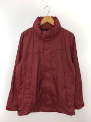 ナイロンジャケット/504-5403/サイズ L/ナイロン/RED