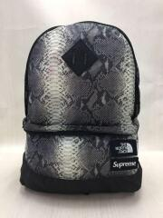 18SS/Snakeskin Lightweight Day Pack/リュック/ナイロン/GRY/アニマル