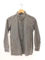 broad check B.D shirt/レディース/ギンガムチェック/長袖シャツ/1540106401