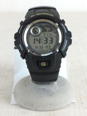 G-2900/G-SHOCK/クォーツ腕時計/デジタル/ラバー/グレー/ジーショック