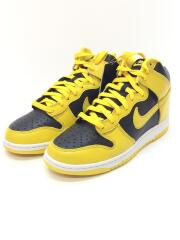 DUNK HI SP/Varsity Maize/タグ付/26.5cm/イエロー/CZ8149-002