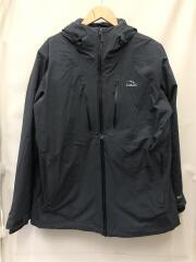 ジャケット/XL/ナイロン/BLK/プリマロフト/503409/ウォータープルーフ・プリマ