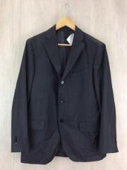 テーラードジャケット/50/ウール/GRY/JI801AQ