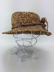 Raffia100%/麦わら帽子