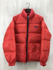 COLOR DOWN JACKET/17AW/S/ナイロン/ORN/RGR-005D10