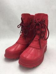 アルマーニジーンズ/ブーツ/42/RED