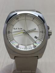 クォーツ腕時計/アナログ/ステンレス/SLV/SLV/GN-4-S/ベルト傷有