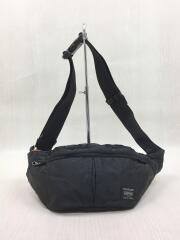 TANKER SHOULDER BAG/ショルダーバッグ/ナイロン/BLK