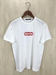 Tシャツ/XS/コットン/WHT/プリント/17AW/HDY92WJC8/×Supreme