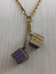ネックレス/SV1000/ゴールド