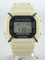 クォーツ腕時計/デジタル/--/BLK/IVO