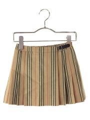 スカート/100cm/ウール/ストライプ/BURBERRY LONDON/BX432-940-50