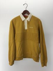 17AW/Rugby Sweatshirt/スウェット/S/コットン/YLW