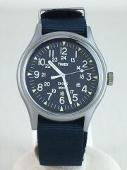 クォーツ腕時計/アナログ/ナイロン/NVY/TW2T21500