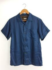 Lyocell Chino Box Shirt/リヨセルチノボックスシャツ/UR65-13R003/1/NVY/