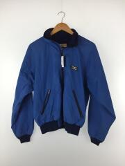 ナイロンジャケット/M/ナイロン/BLU/90s/USA製