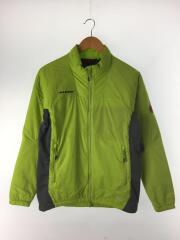 ナイロンジャケット/S/ポリエステル/GRN/1013-00030/FLEXLIGHT Hybrid Jacket