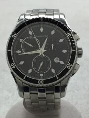 HAMILTON ハミルトン/H375120/ジャズマスター/クォーツ腕時計/アナログ/BLK/SLV
