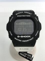CASIO カシオ/GWX-5700SSN-1JF/ソーラー腕時計・G-SHOCK/デジタル/BLK/WHT