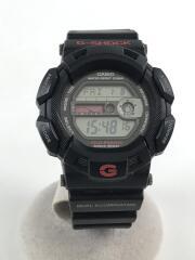 CACIO/カシオ/クォーツ腕時計・G-SHOCK/デジタル/BLK/G-9100-1JF