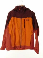マウンテンパーカ/S/ナイロン/ORN/Mountain Hardwear マウンテンハードウェア/OM6762