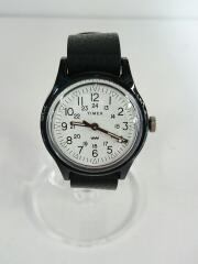 オリジナルキャンパー29mm/クォーツ腕時計/アナログ/レザー/WHT/BLK/TW2T34000