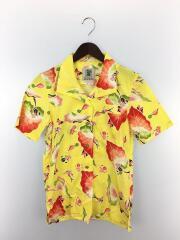 半袖シャツ/S/--/マルチカラー/総柄PAIKAJI/デザインコンテスト2000//アロハシャツ/オープンカラー