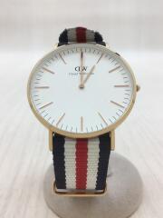 クォーツ腕時計/アナログ/0102dw