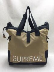 20SS/Adventure Tote/トートバッグ/ナイロン/GLD