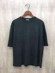 オーラリー/SUPER HARD TWIST TEE/Tシャツ/4/コットン/GRY/無地/A7SP02HT