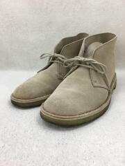 Desert Boot/ブーツ/25.5cm/BEG/スウェード