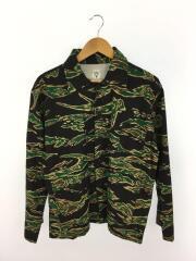 20SS/Hunting Shirt-Printed Flannel/長袖シャツ/XS/コットン/カモ/GL822