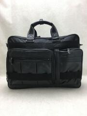 is・+/アイエスプラス/タグ付き/ブリーフケース/PVC/BLK/230-1306