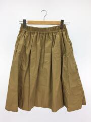スカート/0/コットン/BEG