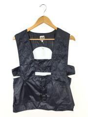 Adventure Vest -Polyester Taffeta/ベスト/S/ポリエステル/NVY