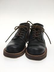 COUPEN/ブーツ/US8/BLK/レザー/RDT-A01