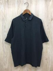 TEATORA/CARTRIDGE POLO SHIRT HH/ナイロン/GRY