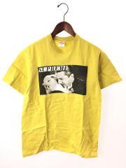 19SS Bela Lugosi Tee/Tシャツ/S/コットン/YLW/無地