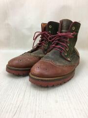 MEDALLION BOOTS/メダリオンブーツ/D0021/27cm/BRD
