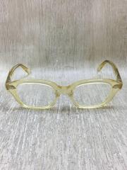 グラッドハンド/サングラス&メガネ/丹羽雅彦作//YLW/CLR