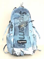 20ss/Backpack Blue Chocolate Chip Camo/リュック/--/BLU/カモフラ