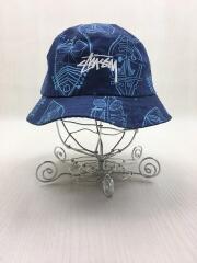 Zulu Bucket Hat/バケットハット/--/BLU/総柄