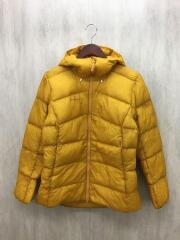 ダウンジャケット/L/--/YLW/Meron IN Hooded Jacket