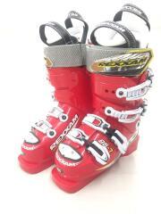 レグザム/LIBERO/L-98/スキーブーツ/22cm/レッド/付属品有り/状態良好