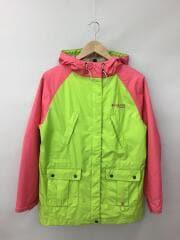 コロンビア/Womens Koger Jacket/L/ナイロン/GRN/PL2361/汚れ有り