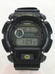 カシオ/G-SHOCK/クォーツ腕時計/デジタル/ラバー/ブラック/DW-9052